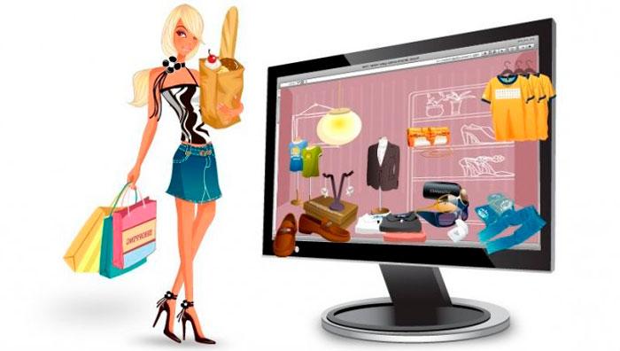 vender por internet ropa